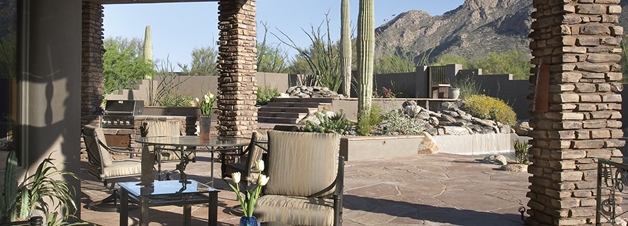 Slider images for Sonoran Gardens of Tucson, Arizona