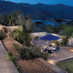 Allan block retaining walls and masonry privacy walls | 2008 ALCA Judges Award