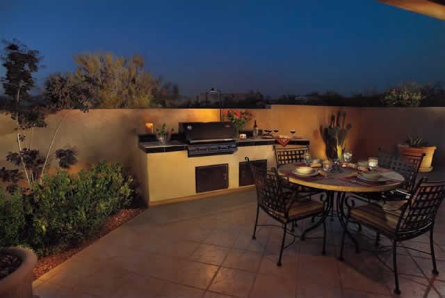 Outdoor Kitchens Tucson Az Sonoran Gardens Inc