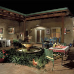Underwater light in fountain basin | 2005 ALCA Award of Excellence | 2008 APLD Award of Merit