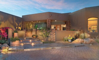 Sonoran Garden's Landscape Lighting Repair and Installation in Tucson, Arizona