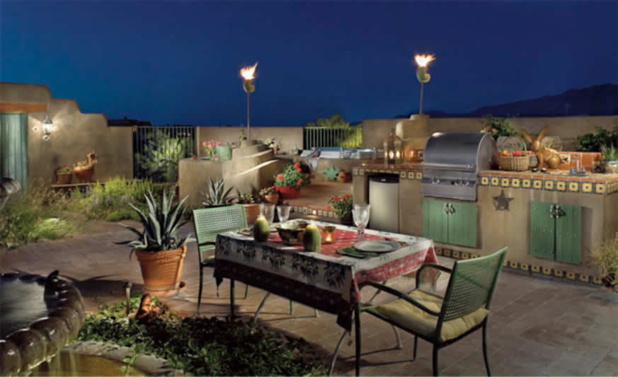 Landscape Design And Construction By Sonoran Gardens Inc