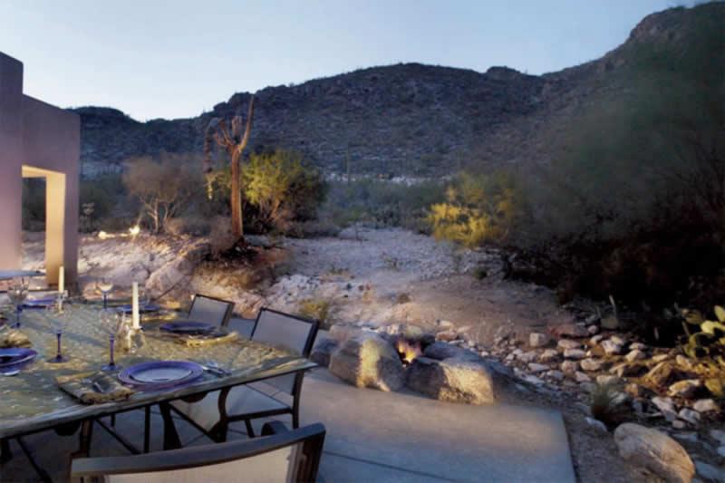 Outdoor Fire Features Tucson Az Sonoran Gardens Inc