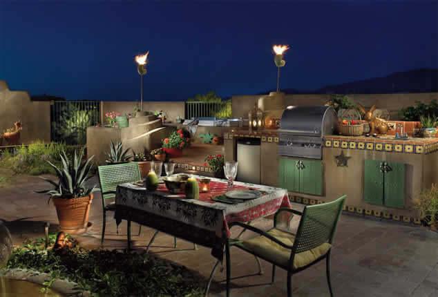 Outdoor Kitchens Tucson, AZ | Sonoran Gardens Inc.