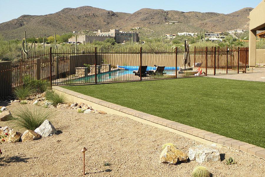 Retaining & Block Walls Tucson, AZ | Sonoran Gardens Inc.